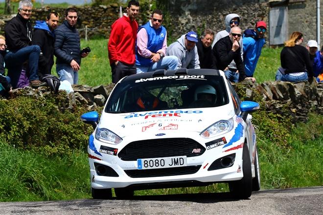 Rallye Espina Brana kumho