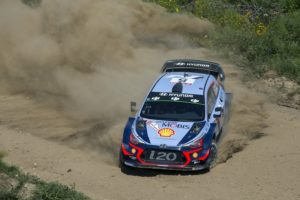 Rallye Portugal Neuville Hyundai WRC