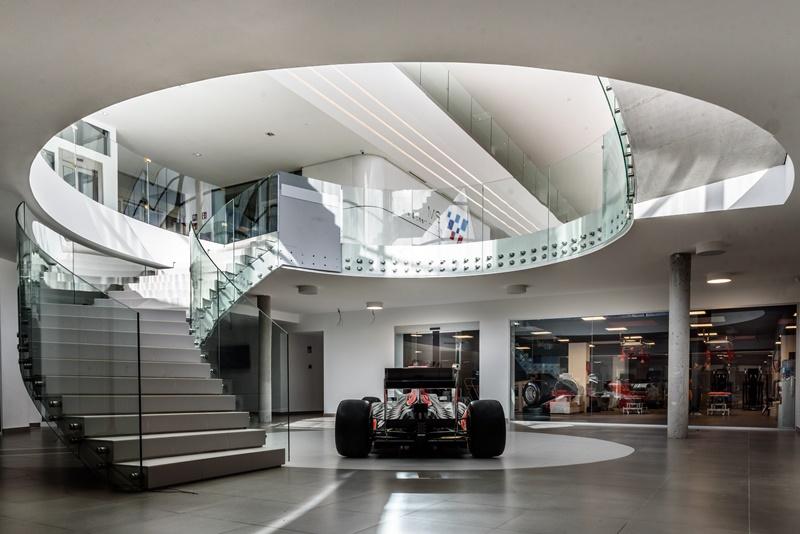 Teo MSI edificio interior