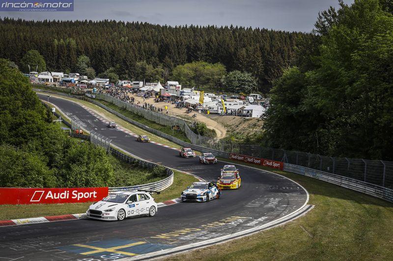 WTCR Nurburgring Bjork