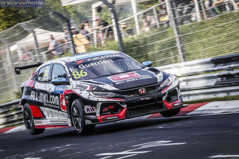 WTCR Nurburgring Guerrieri Honda