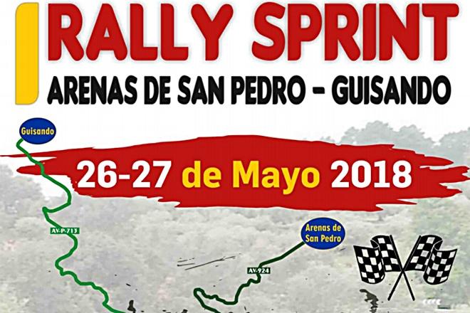 Victoria de Emilio Álvarez y Asel Martínez en el I Rallyesprint Arenas de San Pedro-Guisando,