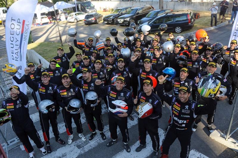 rallye portugal 208 cup pilotos