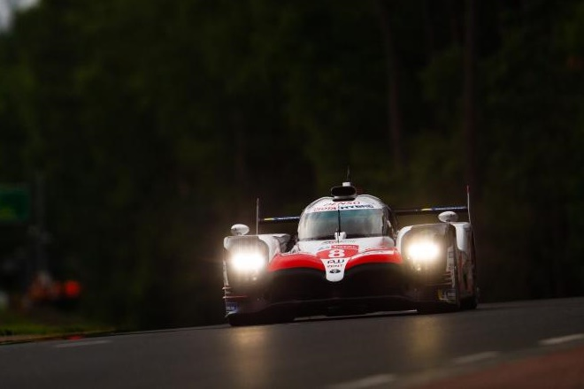 24h Lemans q3 Toyota TS 050 1506-1