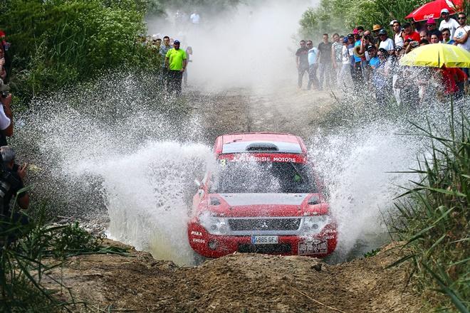 CERTT Macias Jaen Mitsubishi paso agua 0706