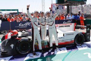 Porsche da las claves para ganar en Le Mans