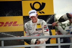 DTM Juncadella norisring podio 2406