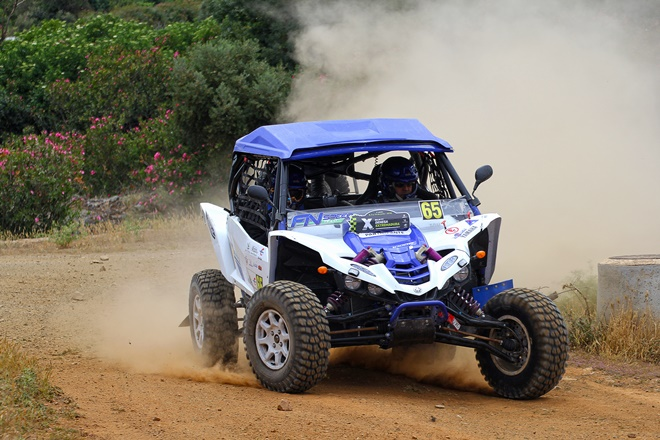 Dehesa Extremadura Sola Yamaha 1006