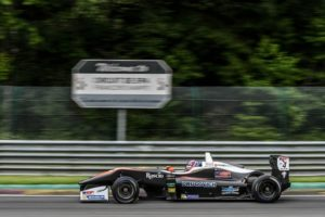 Euroformula Open Spa Drugovich carrera 1