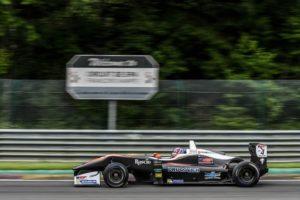 Euroformula Open Spa Drugovich carrera 1