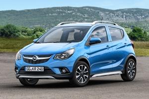 Opel Karl Rocks 2018