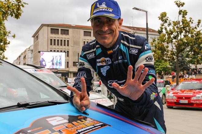 Miguel Fuster 7 rallye orense 1306