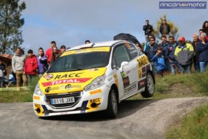 Rallye Orense Bassas 208 R2 2018-19