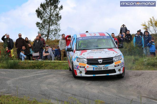 Rallye Orense Frade Sandero 2018-21