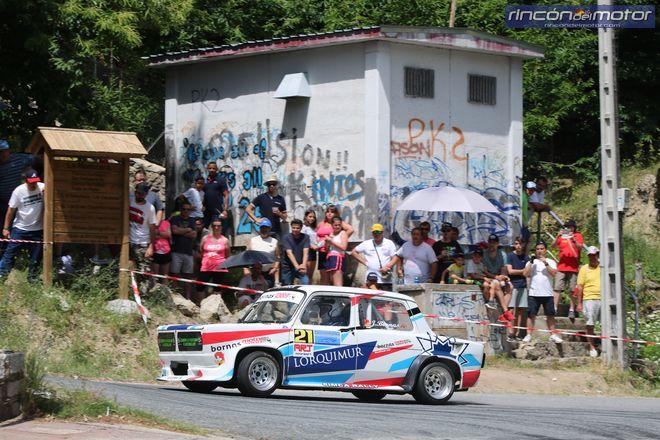 Subida Sotillo 2018 Bornas Simca Rallye