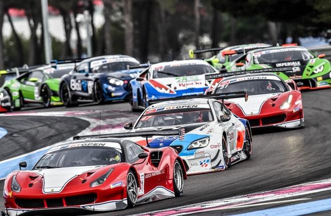 Triplete de Mac-Pier Guidi y Luzich Racing en la primera de Spa