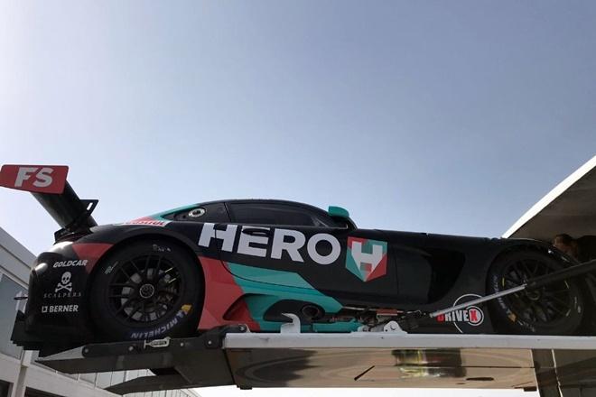 ► GT Open: Baptista-Bueno con un Mercedes AMG GT3 de Drivex