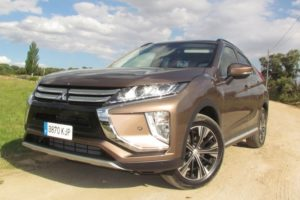 mitsubishi eclipse cross 150t motion 2018