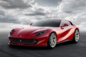 Ferrari 812 2018