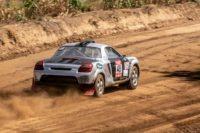 Joaquín Fontán y Joan Serrat se llevan el triunfo en el VIII Autocross de Esplús