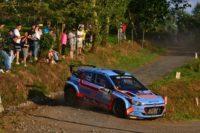 ► CERA: El Rallye de Ferrol en un pañuelo tras la primera etapa
