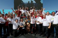 ► Fla-e: Audi logra el título por equipos en la última carrera de Nueva York