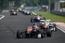 Drugovich imparable en Hungaroring