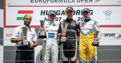 euroformula open podio 2 hungaroring 0907