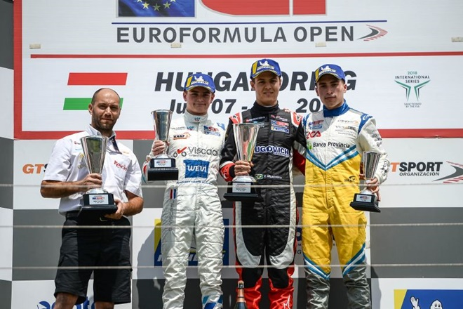 euroformula open podio 2 hungaroring 0907