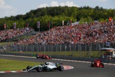► F1: Hamilton vence desde a Pole en Hungría