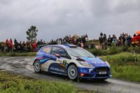 Fuster quiere desquitarse en el Rallye de Ferrol, en casa de Ares