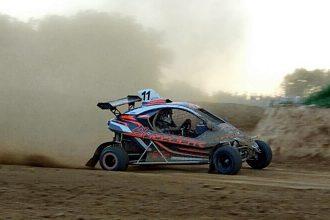 32 pilotos se han inscrito para disputar este sábado el VIII Autocross de Esplús