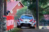 Tanak logra la primera victoria en el aperitivo de Finlandia