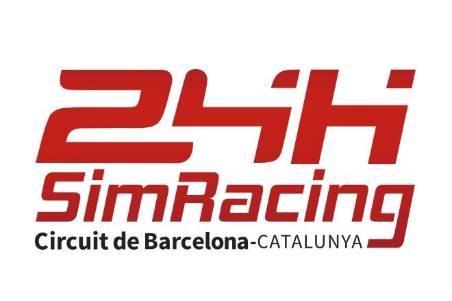 Logo 24h SimRacing