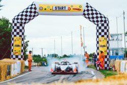 Mahindra Formula E Dejonghe Festival CarFest South 3108