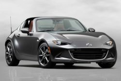 Mazda MX-5 RF Nappa Edition 2017