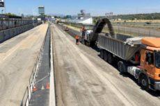 El Circuito del Jarama se reasfalta en este mes de agosto