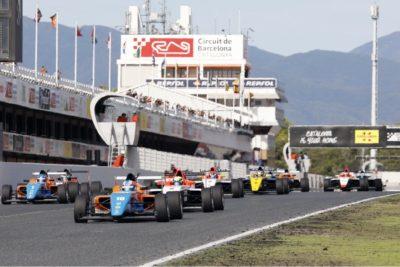 4 fines de semana Racing desde septiembre