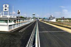 """Este fin de semana el """"Jarama"""" estrena asfalto"""