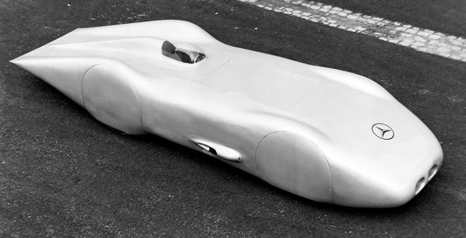 mercedes-Benz w125 de 1937