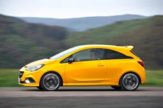 Opel Corsa GSi 2018, fotografías al detalle