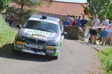 Madina – Garpasoro suman su tercera victoria en la I Open Saxo Rally Cup