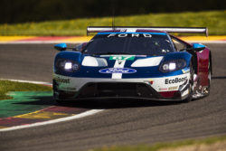 wec ford gt pre-silverstone