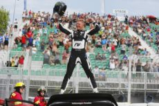 ► Rallycross: Kristoffersson amplía su ventaja en el Mundial