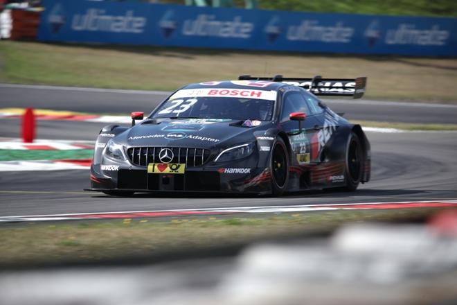 DTM Dani Juncadella Nurburgring 2018 1209