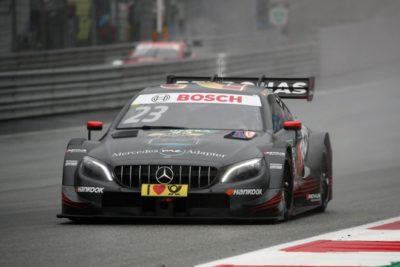 A pesar de los 5 podios de Audi, Mercedes ratifica dos de los 3 certámenes en el DTM