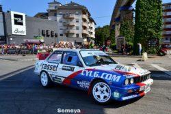 Julien Bidaud volvió para ganar, y ganó, el 7º Duelo de Traseras Villa de Navia