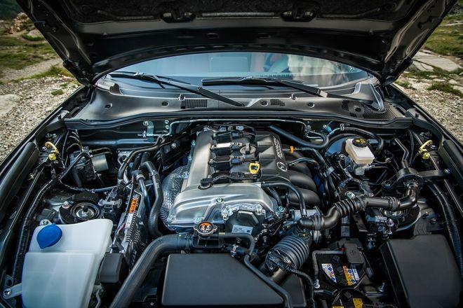 Mazda MX5 2019