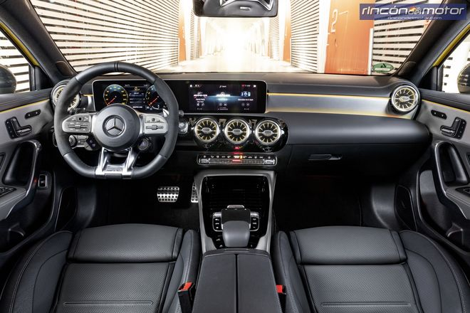 Mercedes Clase A 35-AMG 2018