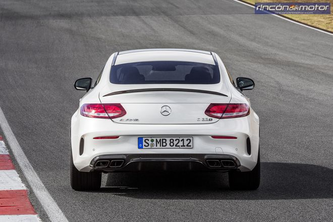 Mercedes Clase C Coupe AMG 2018
